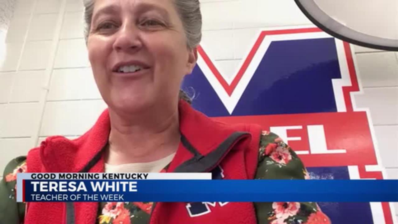 Teacher of the Week: Teresa White, Model School 4/16/2021
