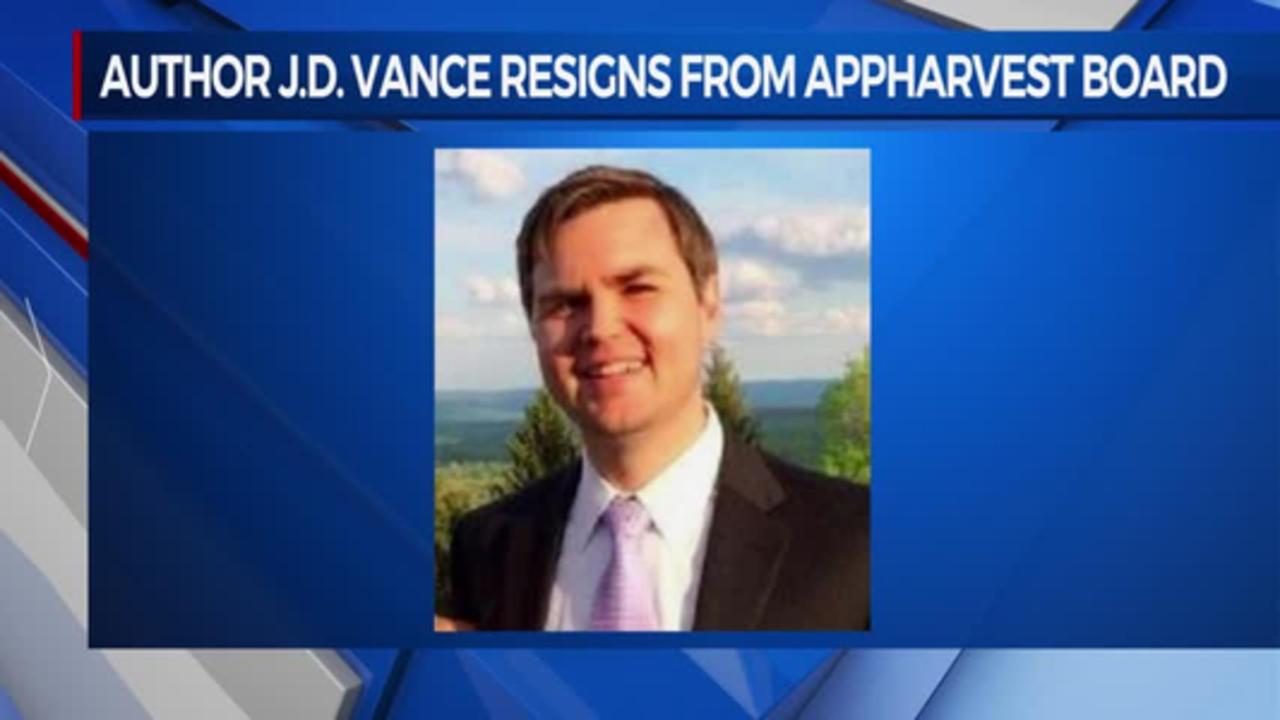 AppHarvest Board Member resigns