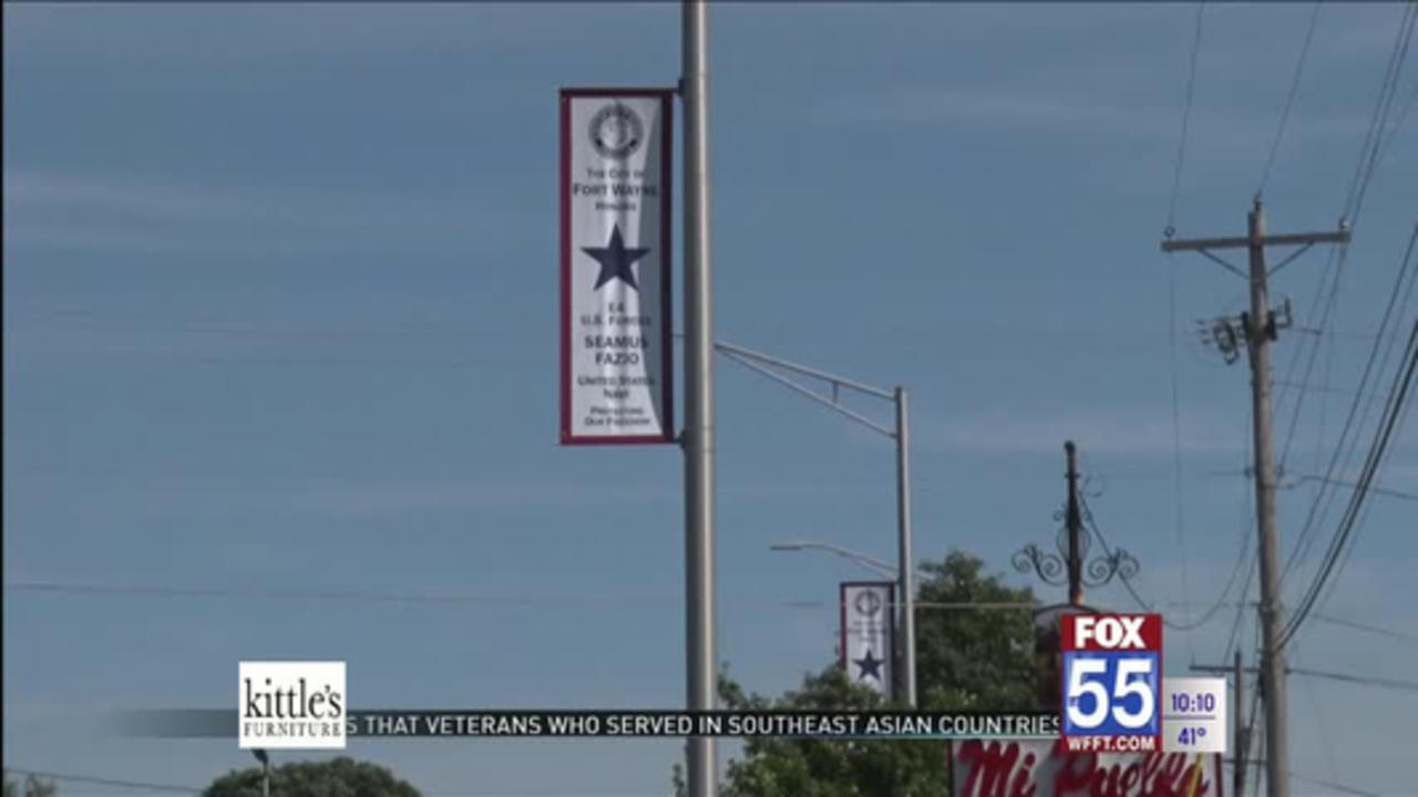 Fort Wayne's Blue Star Banner Initiative now accepting applications for 2021
