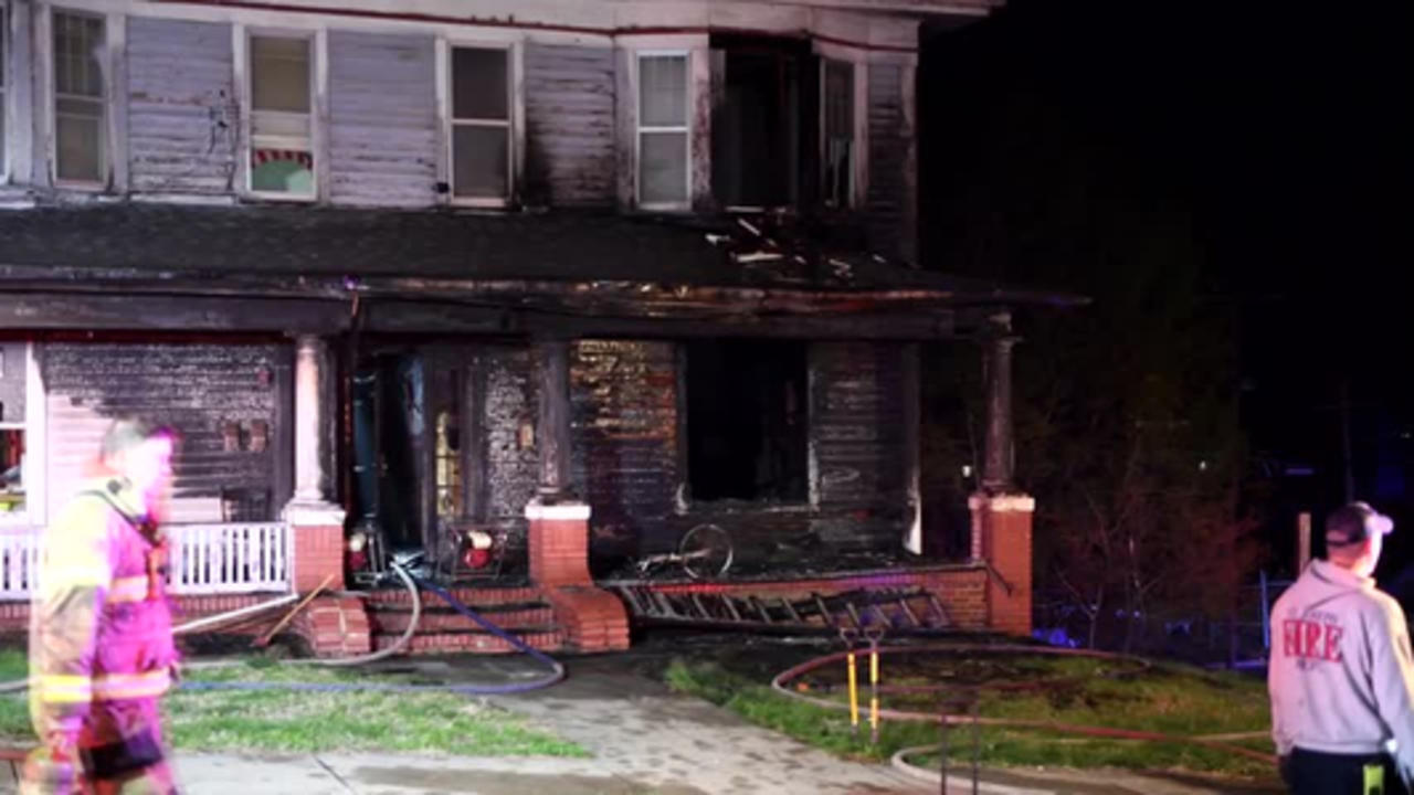 SJFD respond to early morning structure fire