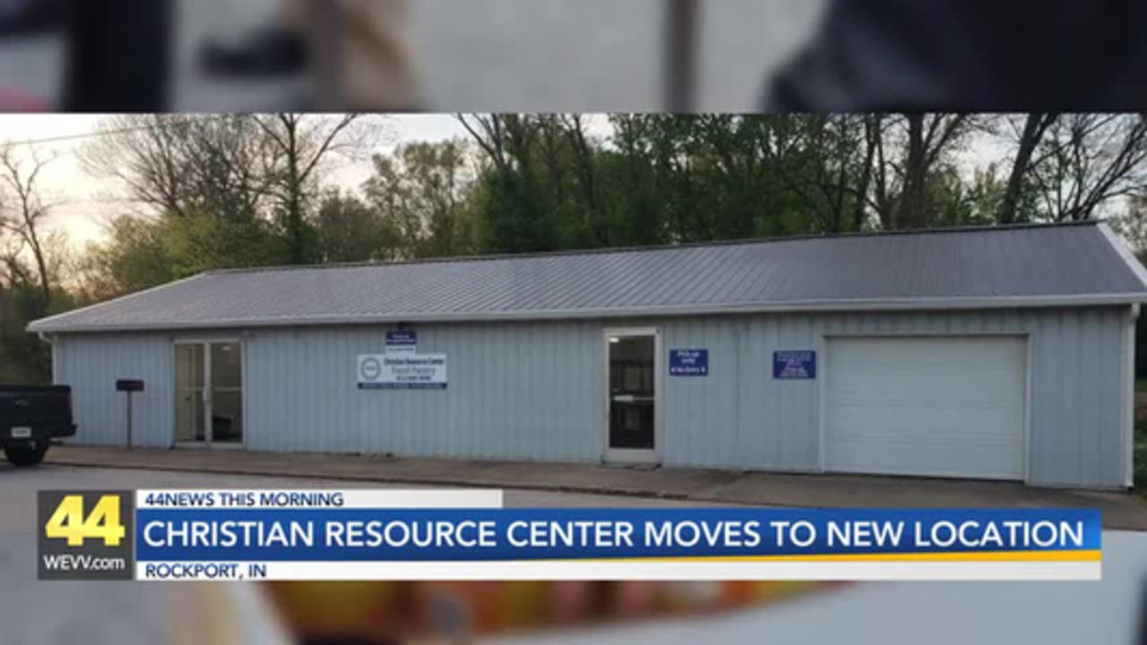 Rockport Food Pantry Moves