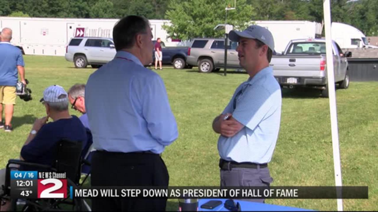 National Baseball HOF president resigns
