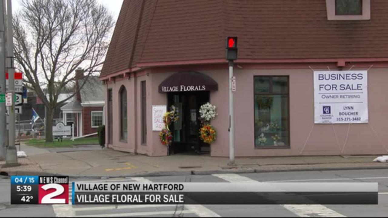 Village Floral for sale