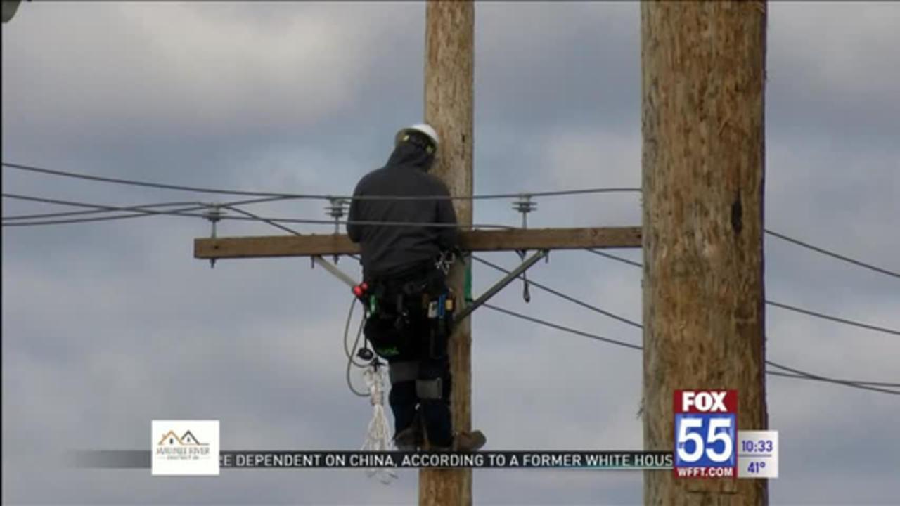 Indiana Michigan Power celebrates ahead of National Lineman Appreciation Day