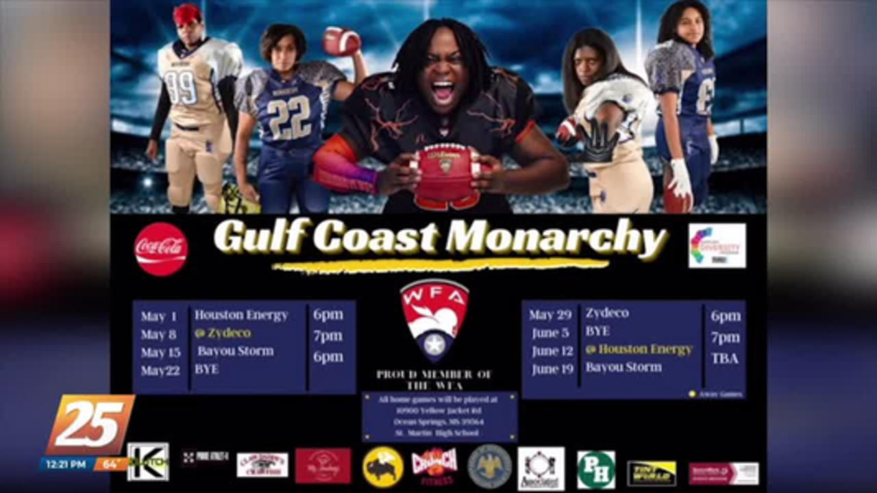 Gulf Coast Monarchy gearing up for the season