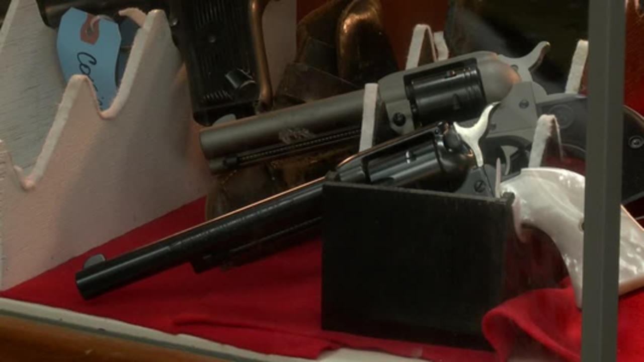 As more people purchase firearms, local shops are experiencing an ammunition shortage