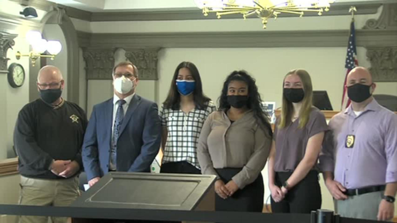 New investigators sworn in