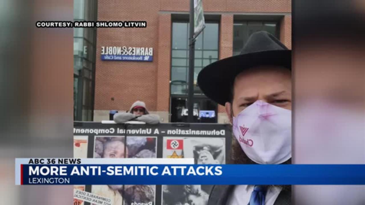 ANTI-SEMITIC ATTACKS VOSOT