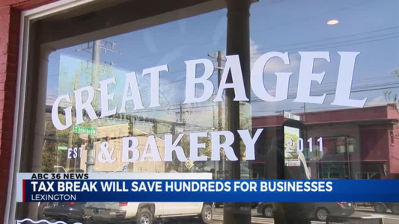 PKG: Tax break for businesses