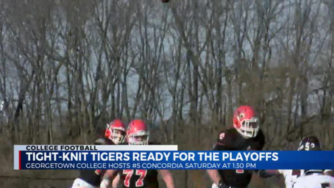 Georgetown Tigers ready for playoffs