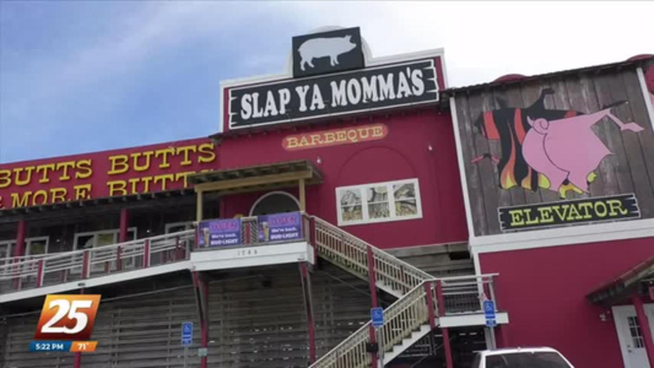 Slap Ya Momma's Smokehouse and BBQ is back open