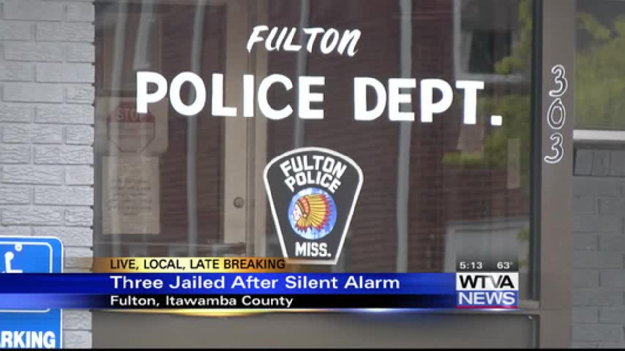 Multiple arrests made after a pursuit in Fulton