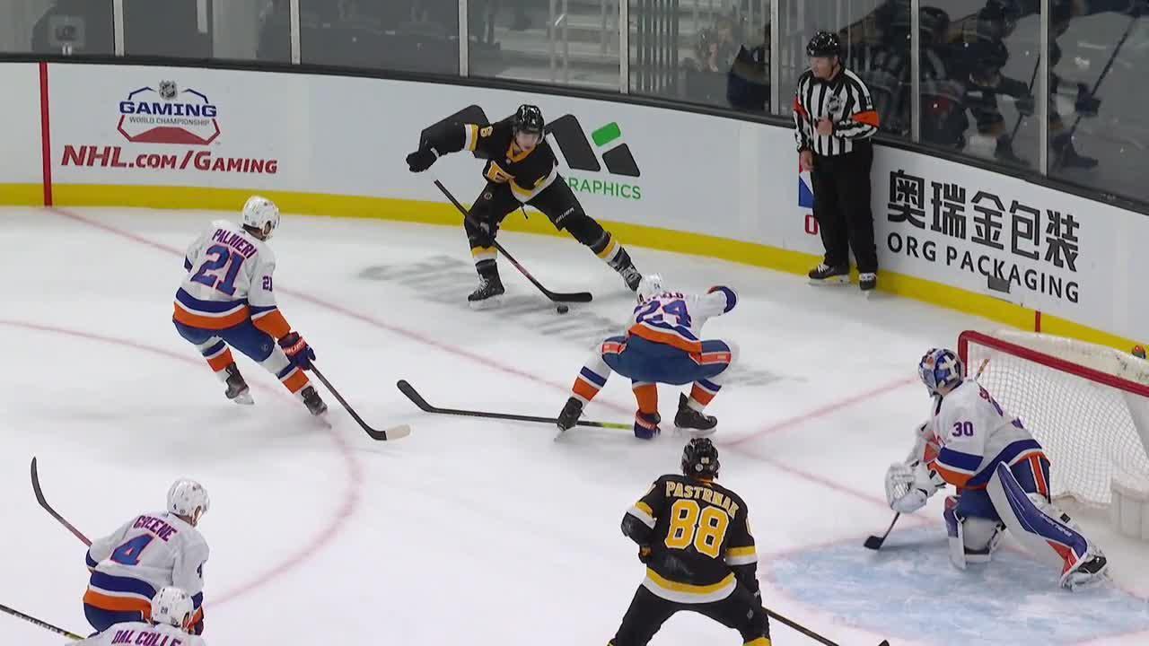 Boston Bruins vs. New York Islanders - Game Highlights