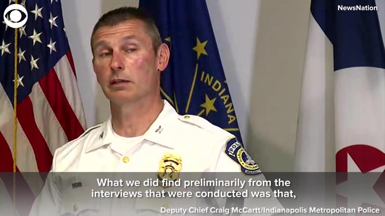 WEB EXTRA: Police On FedEx Shooting: Alleged Gunman 'Just Appeared To Randomly Start Shooting'