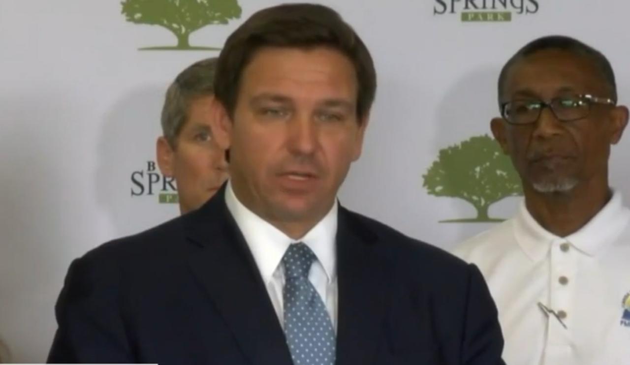 Florida Gov. Ron DeSantis criticizes CDC for 'huge mistake' in handling Johnson & Johnson vaccine