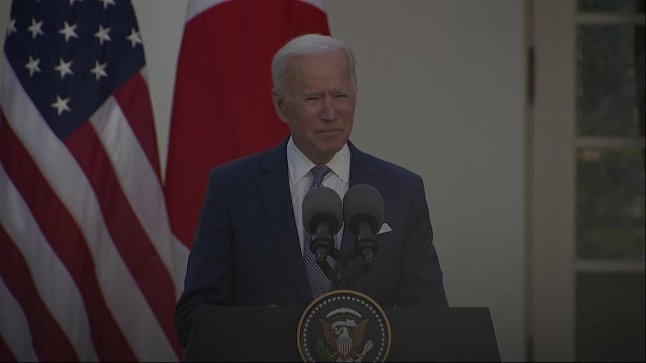 Joe Biden urges Senate to pass gun restriction law