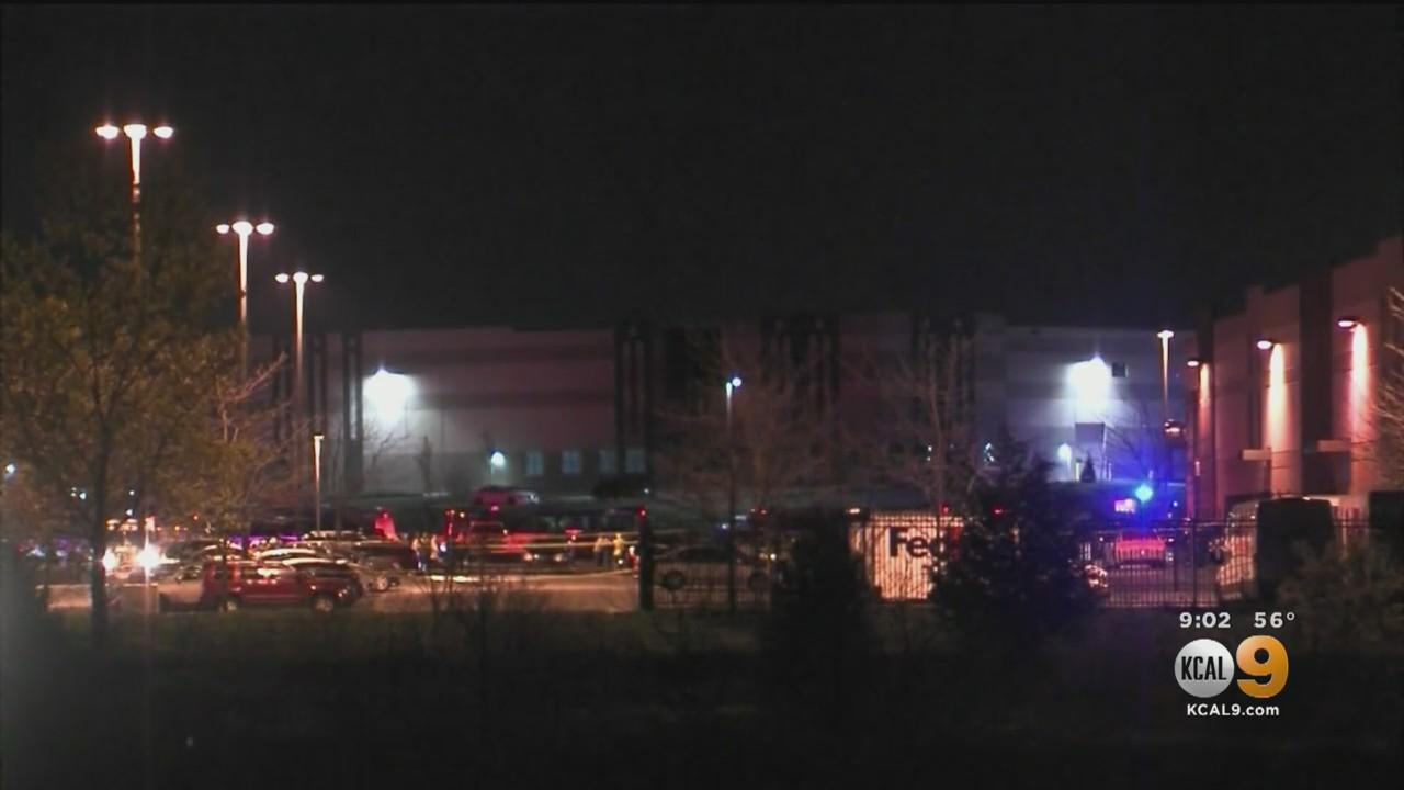 Motive Unknown After 8 Killed At Indianapolis FedEx Facility