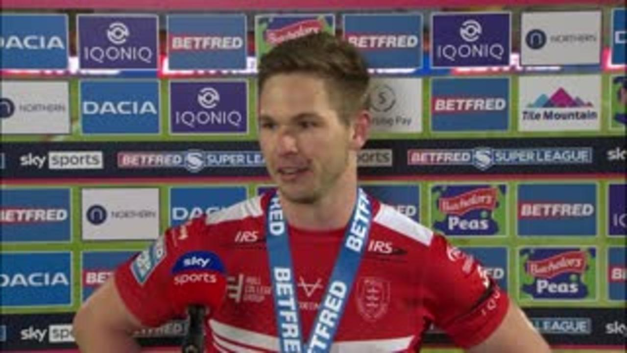Parcell: Win massive for Rovers
