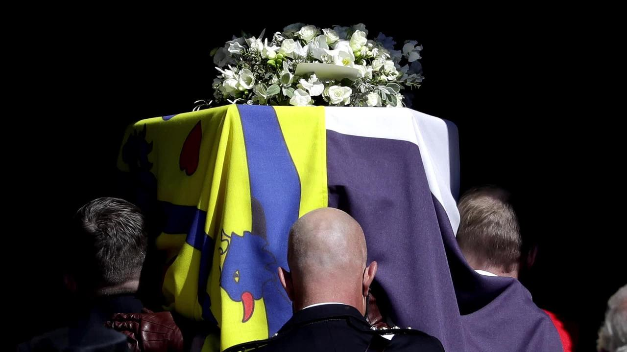 Prince Philip's funeral: How the day unfolded