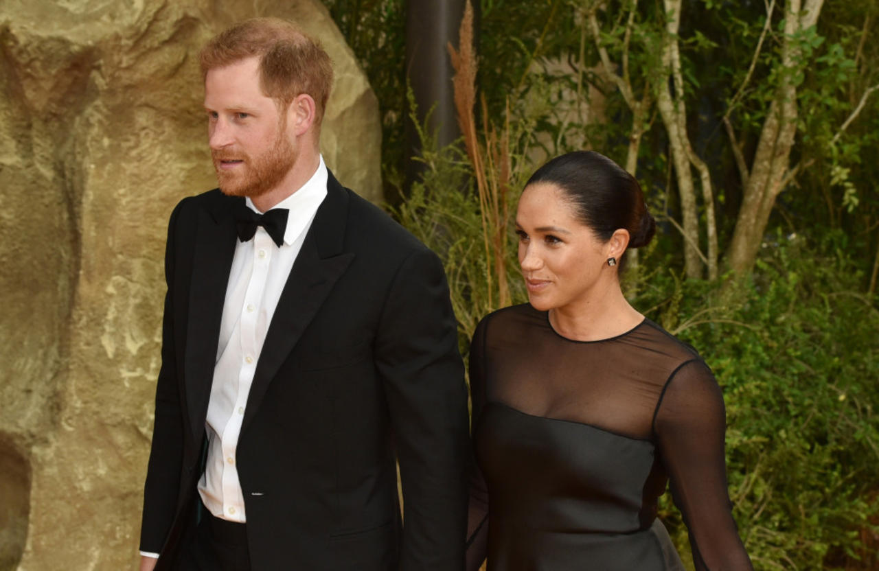 Prince Harry and Duchess Meghan's floral tribute to Prince Philip's Greek heritage