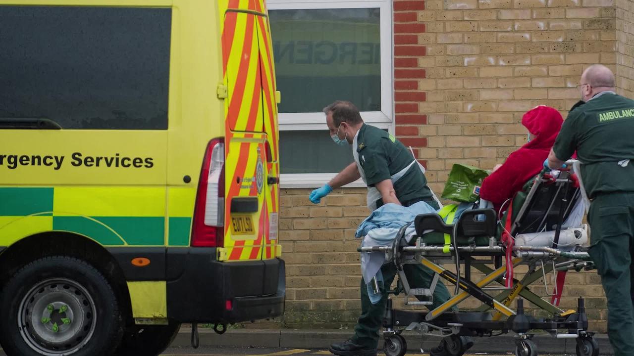 Coronavirus in numbers: UK deaths rise by 35