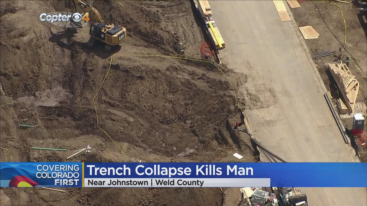 Construction Worker Dies In Partial Trench Collapse At Home Construction Site