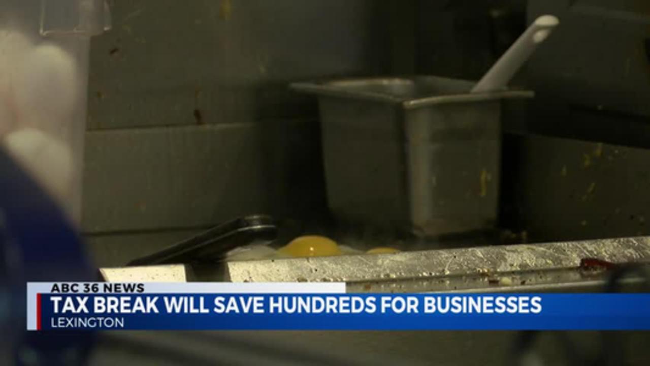 Business tax breaks 4.16.21