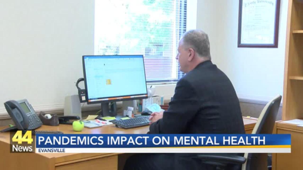 Pandemic, Shootings Taking a Toll on Mental Health