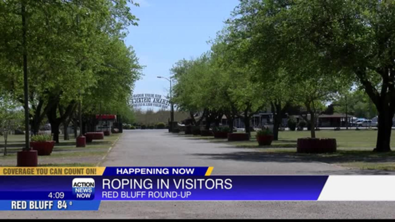 Red Bluff Round-Up returns for 100th anniversary