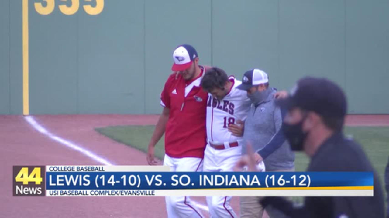 USI Comes Up Short Against Lewis