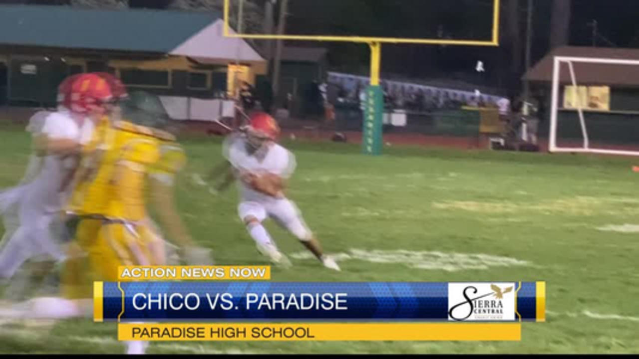 Sierra Central Game of the Week: Chico vs Paradise