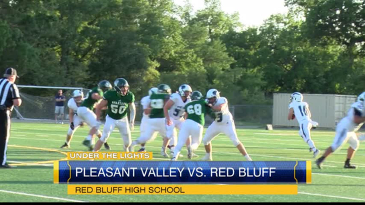 Pleasant Valley vs Red Bluff