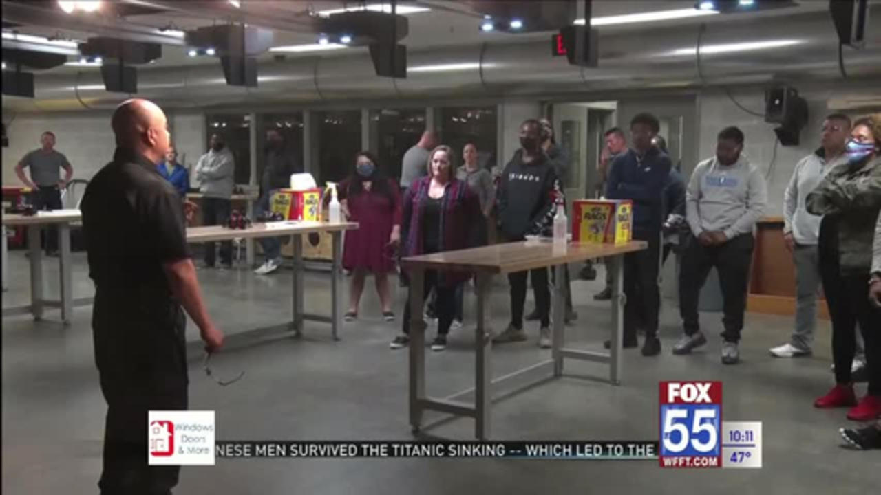 Fort Wayne United teams up with FWPD to teach about use of force within department