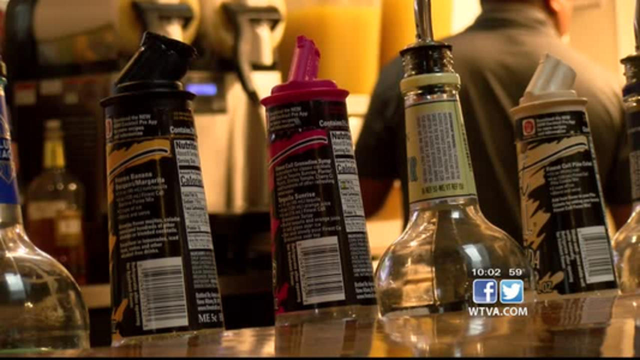 Some restaurants can no longer offer take-out alcohol