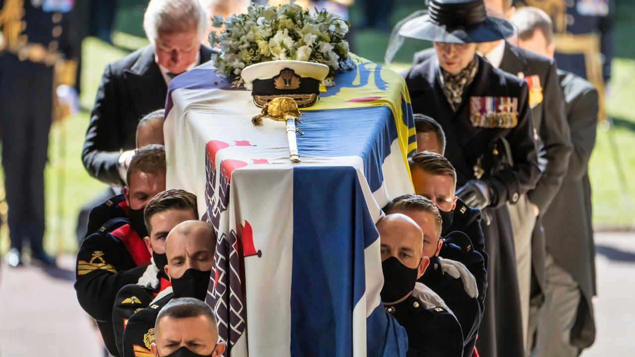 UK royal funeral: Prince Philip laid to rest in Windsor