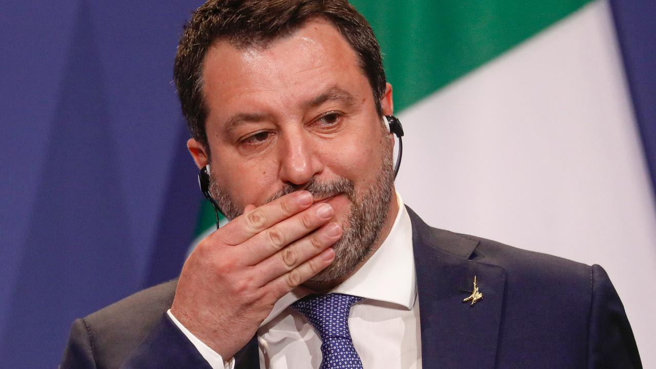 Italy court orders Salvini to stand trial for 2019 migrant standoff