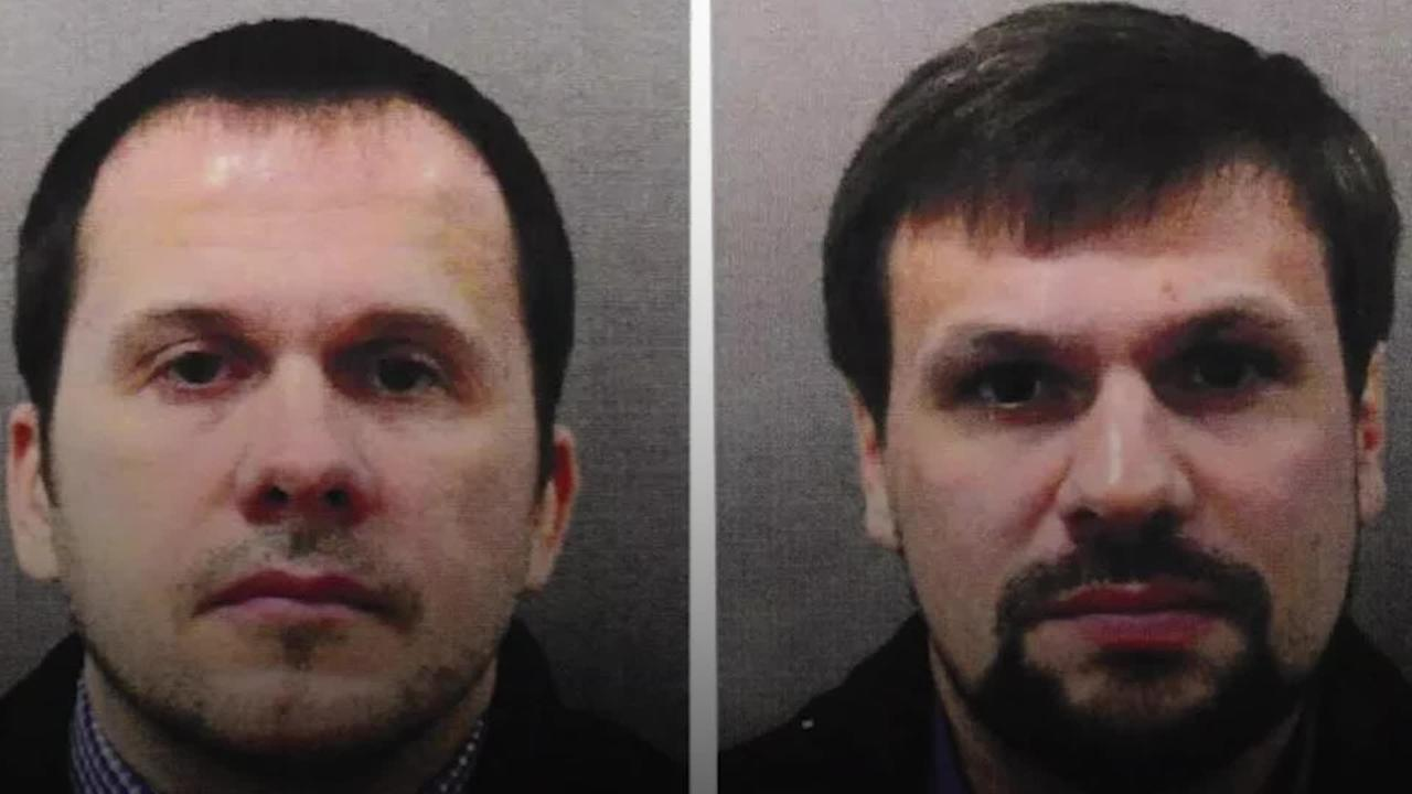 Salisbury poisoning suspects 'linked' to Czech explosion