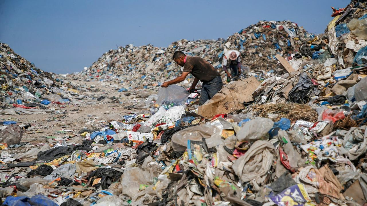 How COVID medical waste is worsening Gaza's environmental crisis