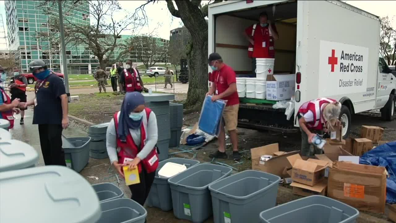 Here's how you can help the Red Cross of Northern Ohio for volunteer week