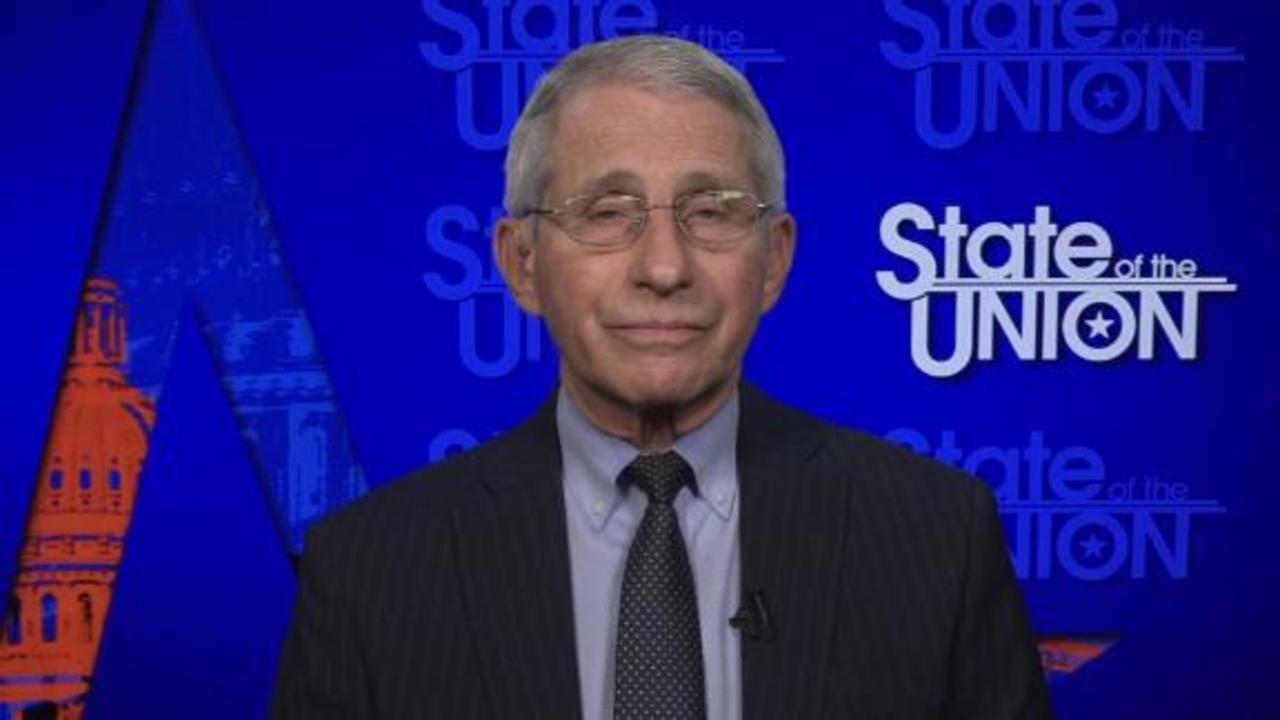 'Quite frustrating': Dr. Fauci on GOP vaccine hesitancy