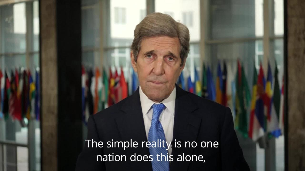 US climate envoy on Biden's global summit