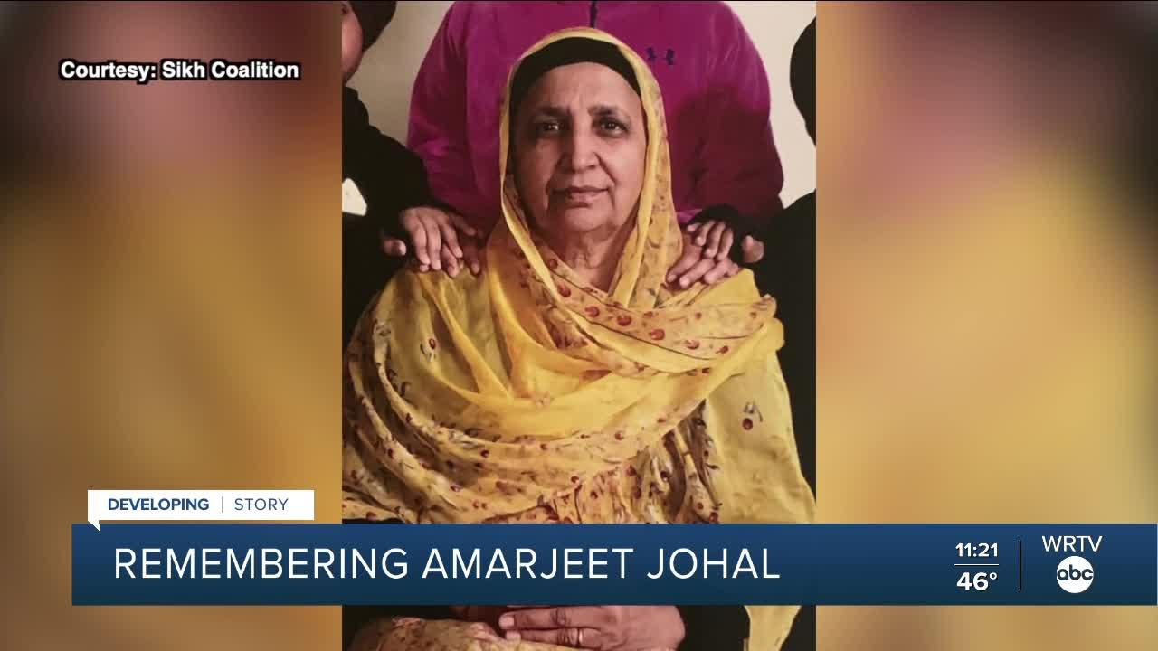 Remembering Amarjeet Johal
