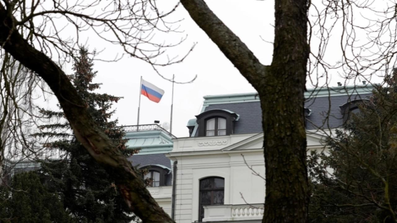 Czechia expels Russian diplomats over 2014 ammunition depot blast
