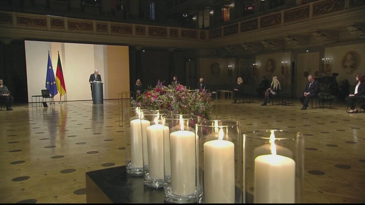 Germany sees rising death toll from COVID-19