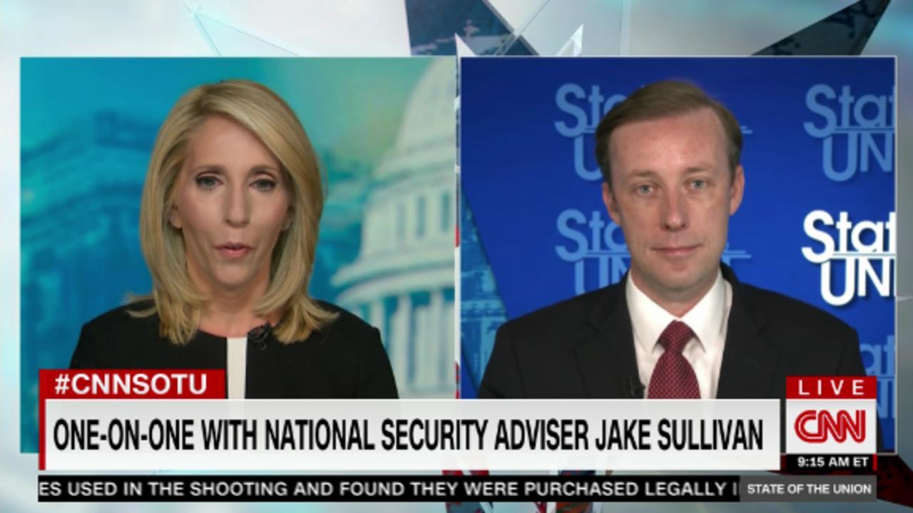 Top Biden adviser: US achieved its objective in Afghanistan