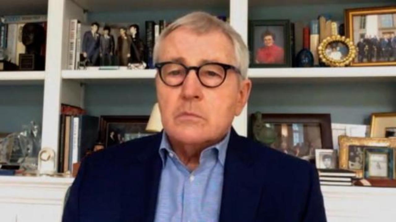 Chuck Hagel criticizes Trump's statement on Afghanistan