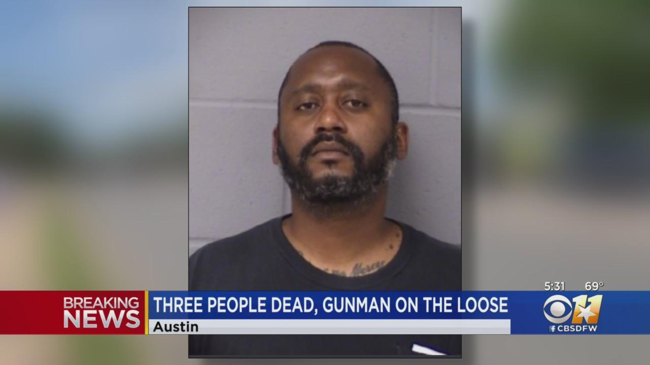 Search For Austin Shooting Suspect Underway After 3 People Killed