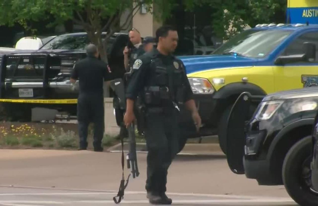 Manhunt after deadly Austin, Texas shooting