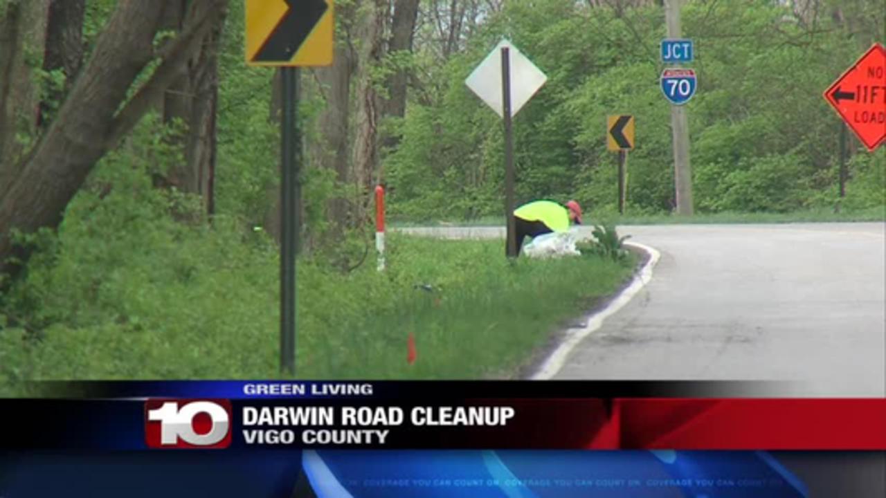 DARWIN ROAD CLEANUP