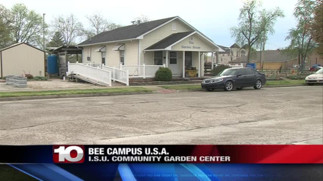 isu bees campus
